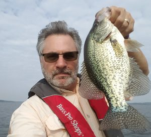 Crappie Fishing on Lake O' the Pines. Lake O' the Pines Fishing Report