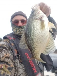 Lake O the Pines Crappie Fishing Report