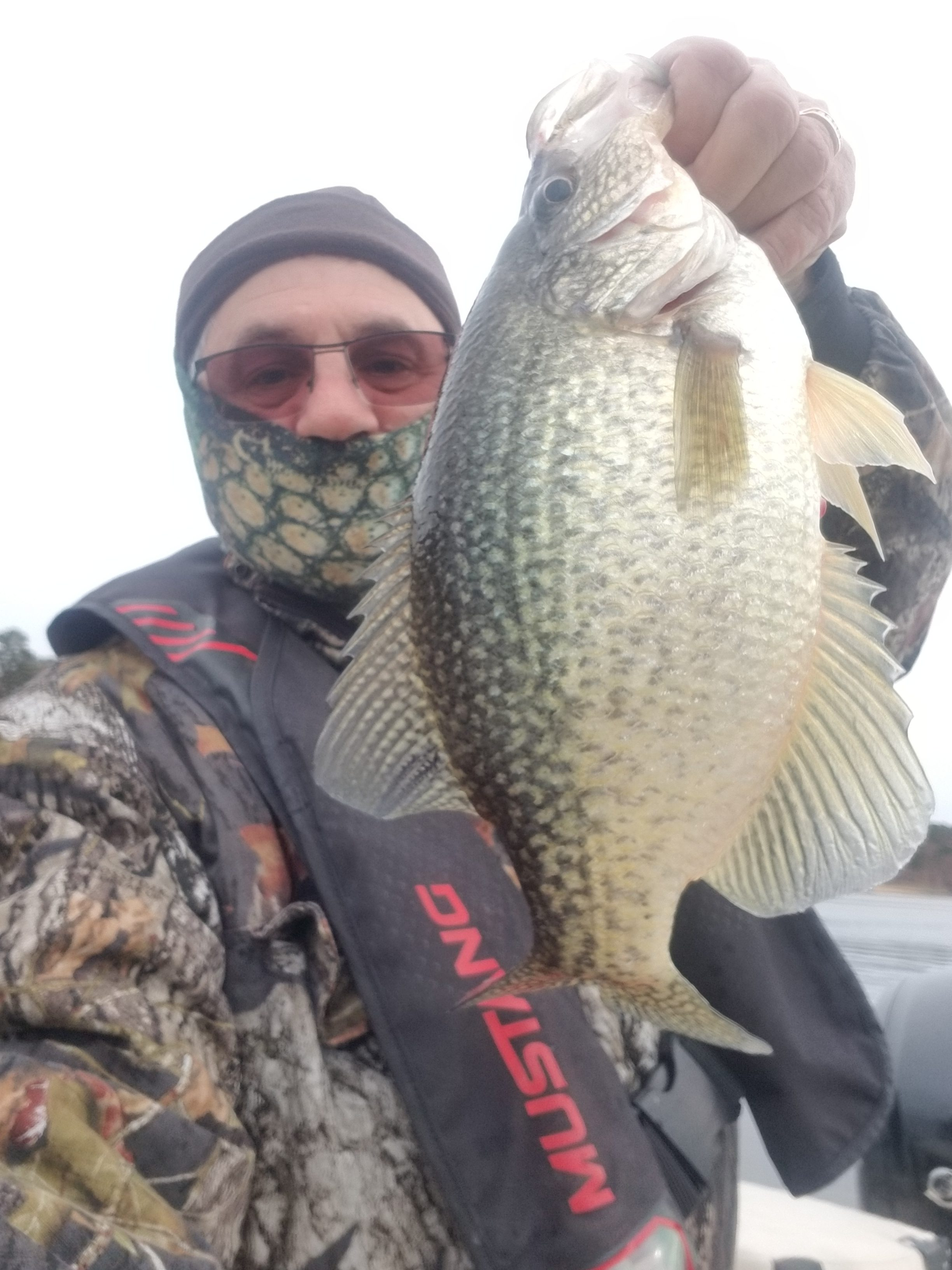 Crappie bite is hot lake o the pines fishing report for Lake of the pines fishing report